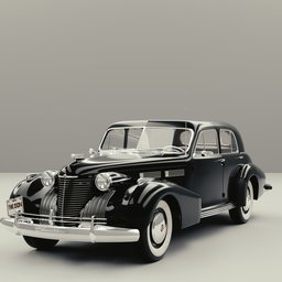 Thumbnail: ANTIQUE MAFIA CAR