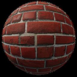Thumbnail: Bricks red