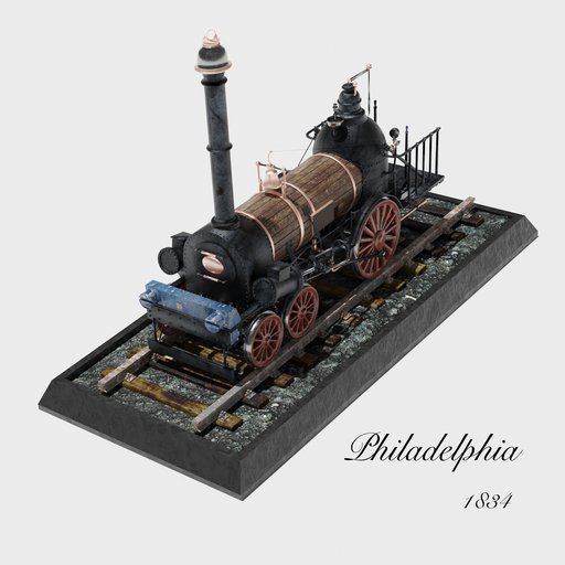 Thumbnail: Philadelphia Steam Engine