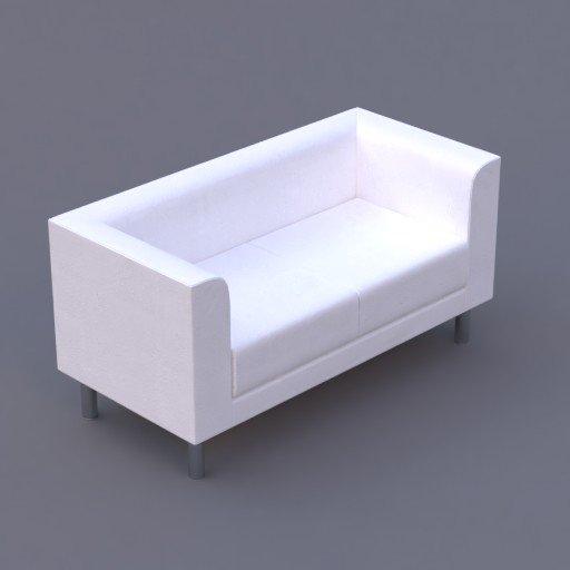 Thumbnail: favara II sofa white
