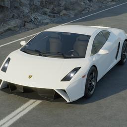 Thumbnail: Lamborghini Gallardo (2013)