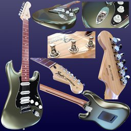 Thumbnail: Hero Asset Detailed Guitar