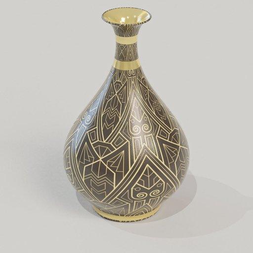 Vase Pot 1