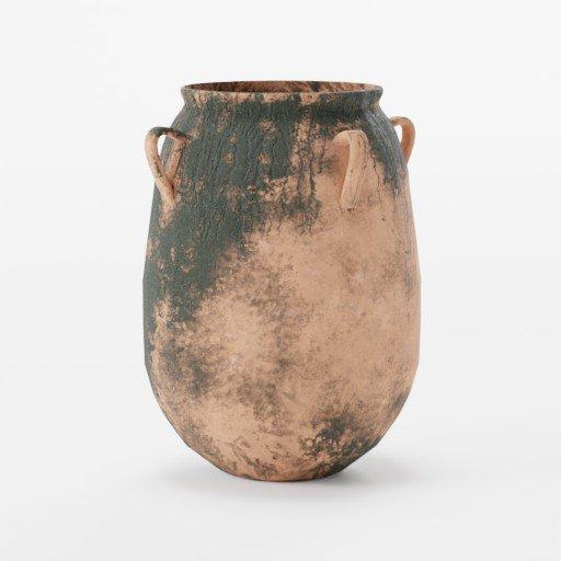 Thumbnail: Terracotta big pot