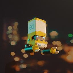 Thumbnail: Robot RP0017