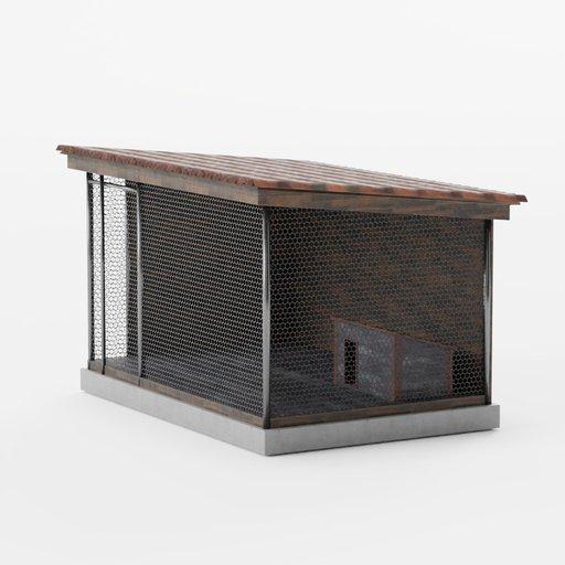 Aviary Doghouse