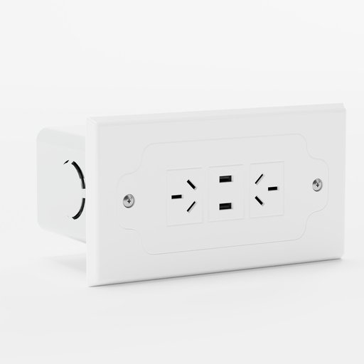 Thumbnail: Threephase electrical socket