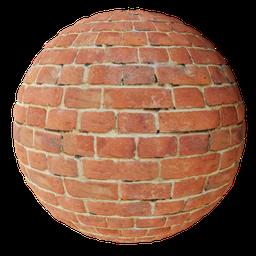 Thumbnail: Red Brick Wall V2