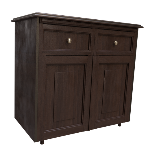 Thumbnail: Old Wooden storage