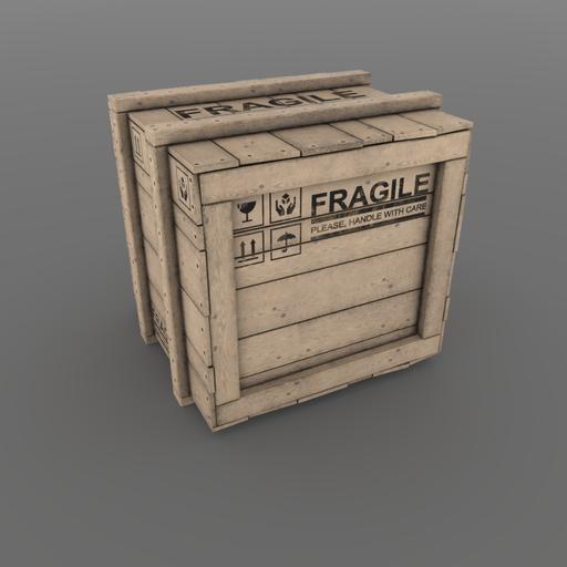 Thumbnail: Wooden Box 01