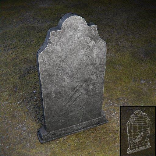 Thumbnail: Tombstone