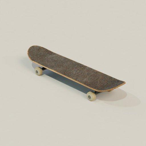 Thumbnail: Skateboard