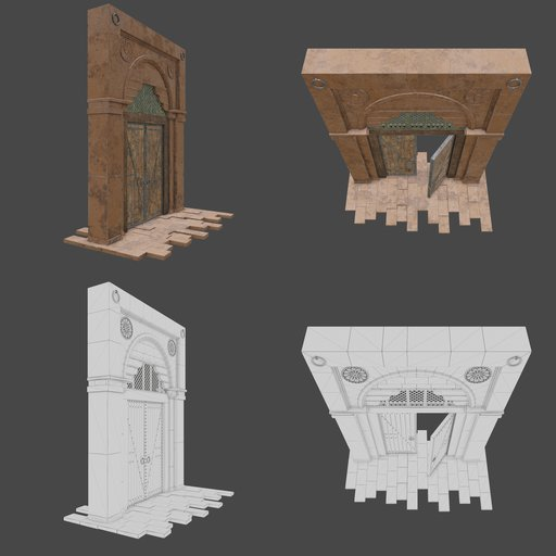 Thumbnail: Old Gate2
