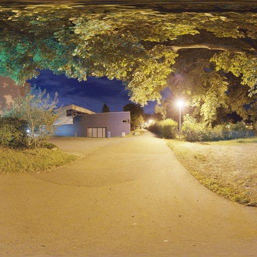 Thumbnail: Blaubeuren Night