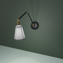 Thumbnail: Imbrie articulating sconce