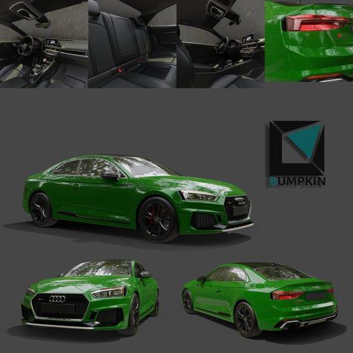 Thumbnail: Audi RS5 2018