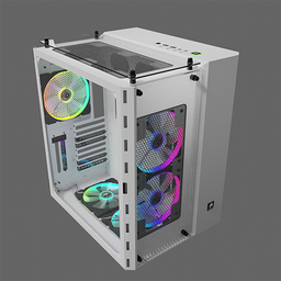 Thumbnail: Corsair Tower case »Crystal 680X RGB, tempered glass«