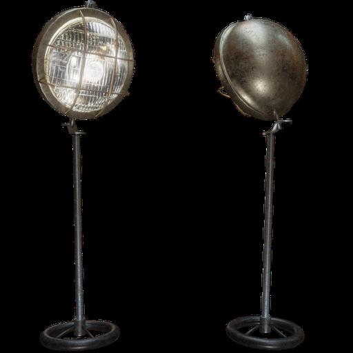 Thumbnail: Steampunk lamp 001