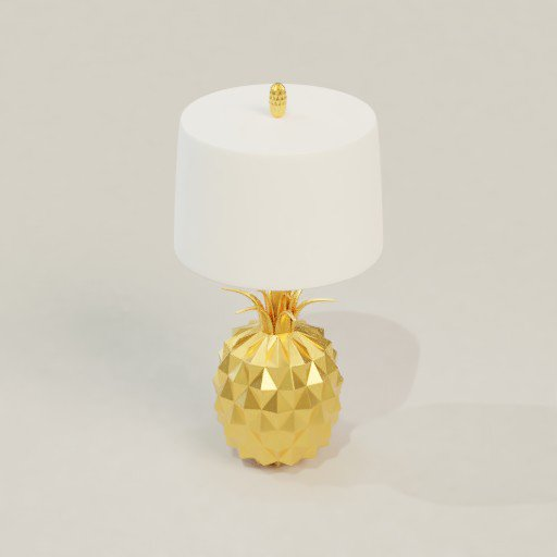 Thumbnail: Pineapple lamp
