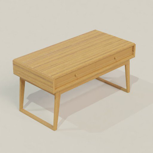 Thumbnail: Coffee Table 50 x 100 x 50