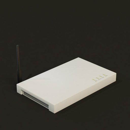 Thumbnail: Internet Router
