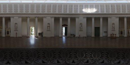 Sepulchral Chapel Rotunda