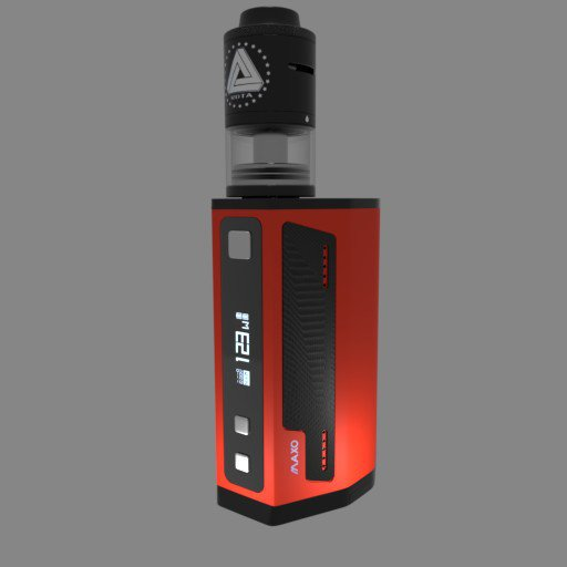 Thumbnail: E-cigarette Ijoy Maxo with RDTA