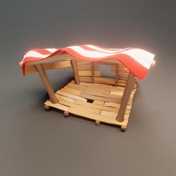 Thumbnail: LP light shack