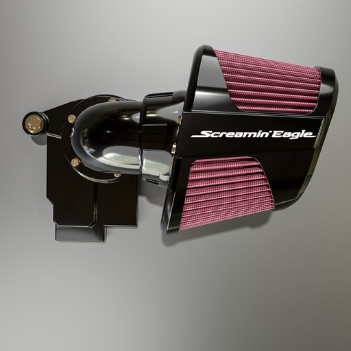 Thumbnail: Screamin Eagle motorcycle air filter.