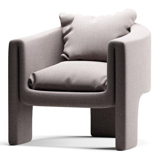 Thumbnail: Iconic Occasional Armchair