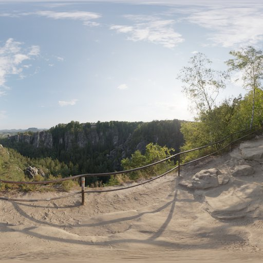 Thumbnail: Neurathen Rock Castle