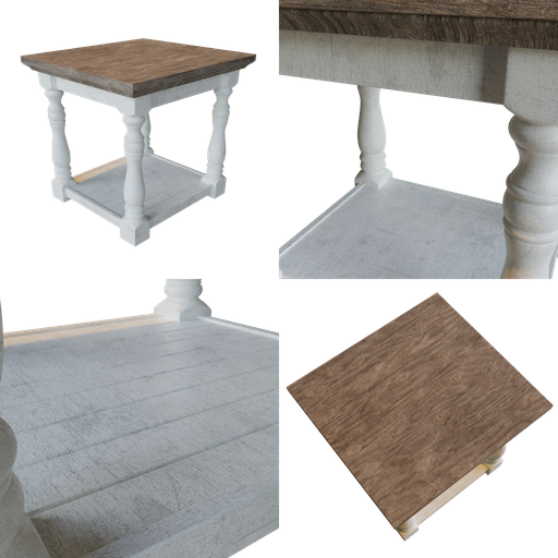 Thumbnail: Havalance End Table