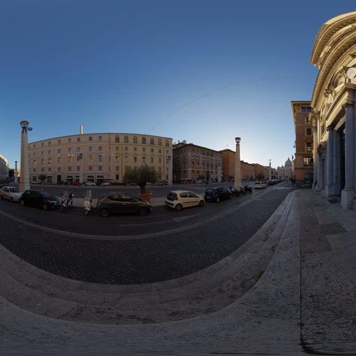 Vatican Road