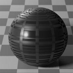 Thumbnail: Black Wallpaper refl