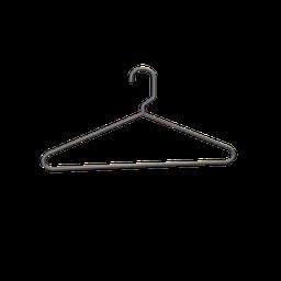 Thumbnail: Plastic Clothes Hanger