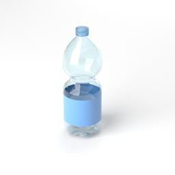 Thumbnail: Plastic Water Bottle