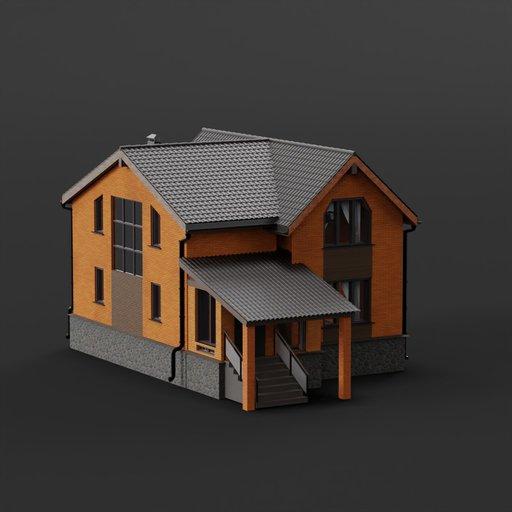 Brick House 135