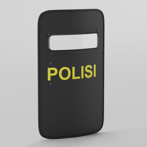 Thumbnail: Police Shield