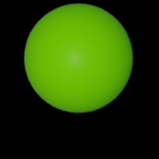 Thumbnail: Fluorescent green