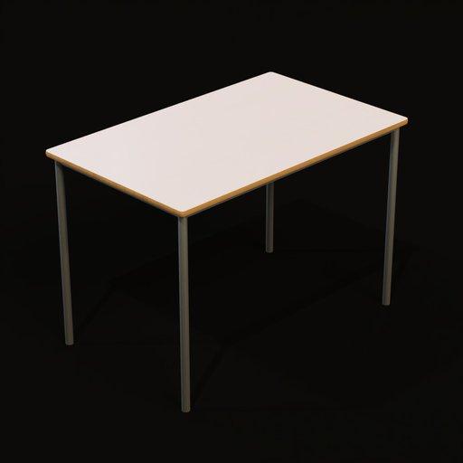 Thumbnail: Classroom Student Table