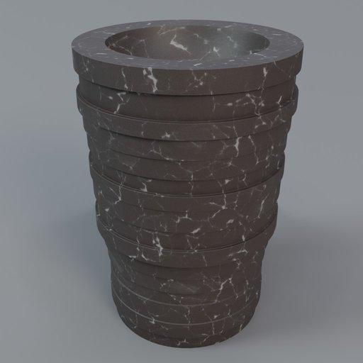 Thumbnail: Washbin azrama primitive vanity