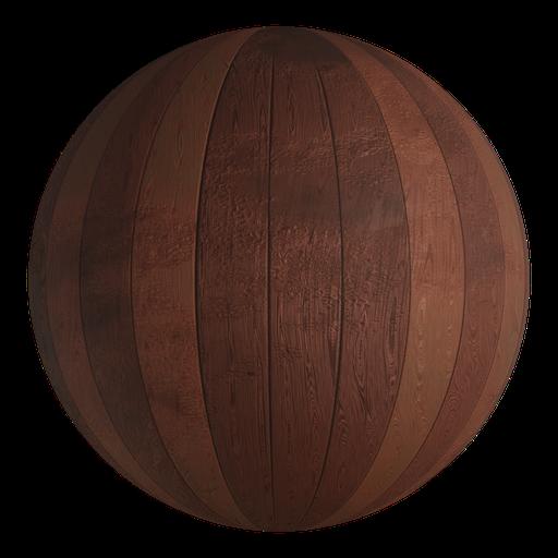 Thumbnail: Procedural Old Wood