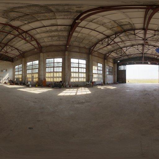 Thumbnail: Small Hangar 01