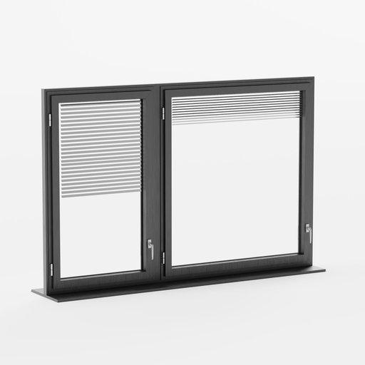 Thumbnail: Window AL Double Short