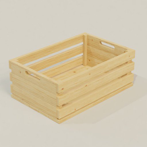 Thumbnail: Wooden Crate