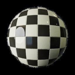 Thumbnail: Checker tiles