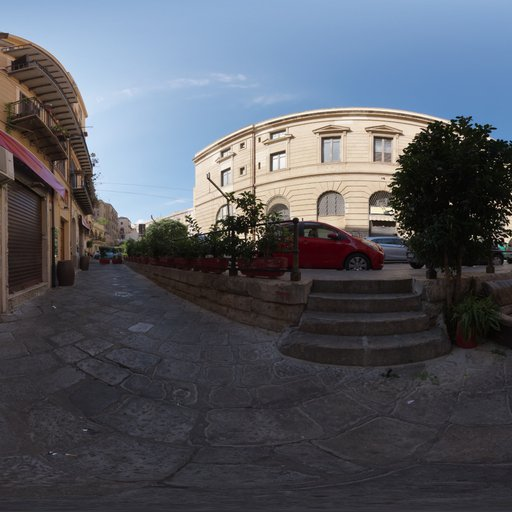 Thumbnail: Palermo Sidewalk