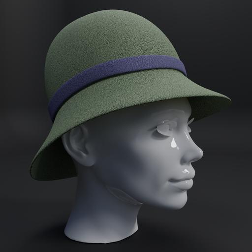 Thumbnail: Hat 1920s