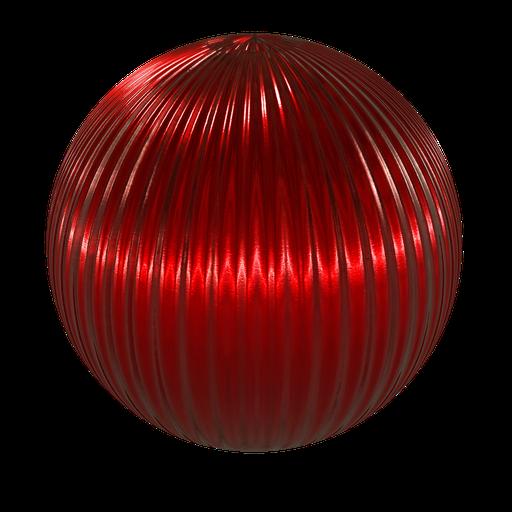 Thumbnail: Carlight line chrome red