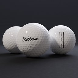 Thumbnail: Golf Ball